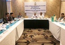 NCARDB Federation's 159th Board Meeting & Workshop on Revival Road Map for LTCCS helt at Hyderabad dtd.18th January 2020